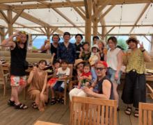 KYABBQ&海水浴✰in伊王島