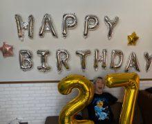 27歳になりました!